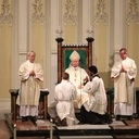Mass of Chrism/Thanksgiving for Archbishop O'Brien's ministry (Paul Hibbard) photo album thumbnail 3