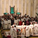 Mass of Chrism/Thanksgiving for Archbishop O'Brien's ministry (Paul Hibbard) photo album thumbnail 30